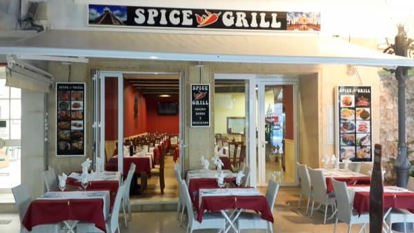 Entrada - Spice Grill, Torremolinos