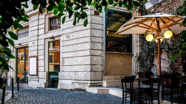 Esterno - Suburra 1930 Cucina e Liquori, Roma