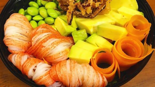 Sugerencia del chef - Honolulu Poke (Calle 82), Barranquilla