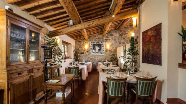 Sala - Albergaccio Di Castellina, Castellina in Chianti
