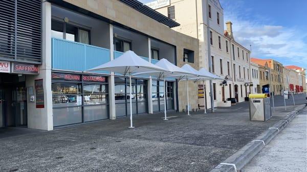 The Saffron Waterfront Restaurant, Hobart (TAS)