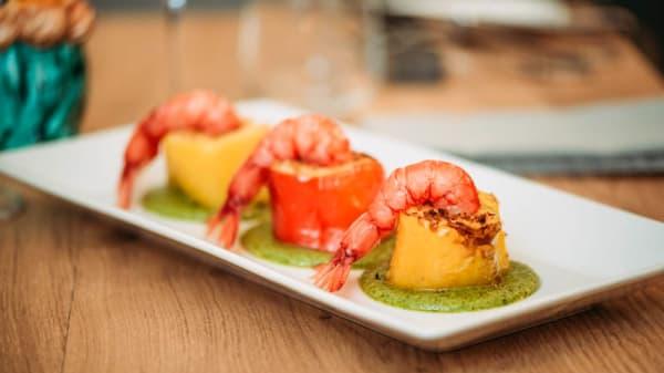 Suggerimento dello chef - FronteVilla, Trapani