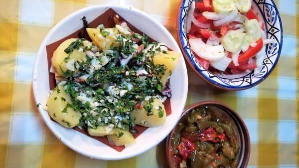 Sugestão do chef - Taberna do Pita, Évora