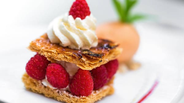 dessert - Le Relais de Chambésy, Chambésy