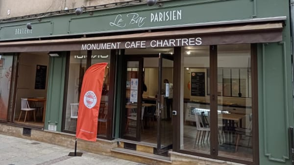 Monument Café Chartres, Chartres
