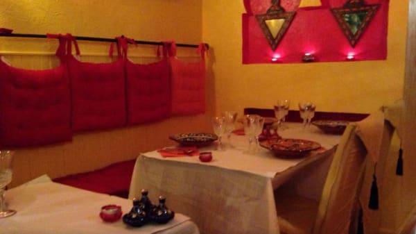 Restaurant - Les Cinq Épices, Antibes