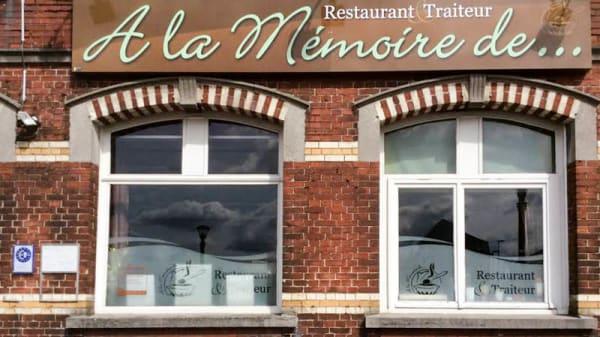 Façade - A la Mémoire de, Colfontaine