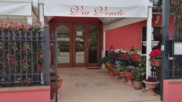 ingresso - Ristorante Via Veneto, Castelnuovo Vomano