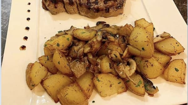 plat - Restaurant Napoli feu de bois, Savigny-sur-Orge