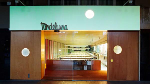 Entrada - Tondeluna de Francis Paniego, Logroño