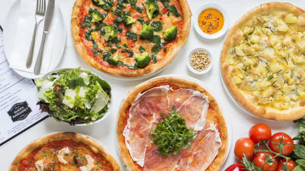 Queen Margaret Pizza, Fitzroy North (VIC)