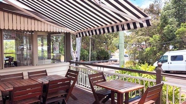 Terrace - Woodchoppers BBQ Smoke & Grill, Mudgeeraba