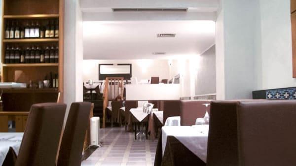vista sala - Il Piccolo Principe, Milano