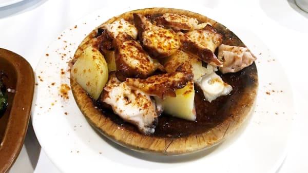 Sugerencia del chef - O Meigallo, Puigcerda