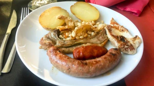 Sugerencia del chef - La Fageda, Olot