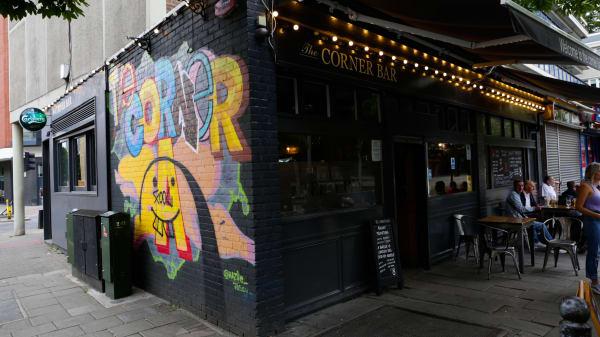 The Corner Bar, London