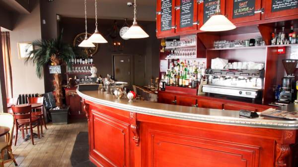 Aperçu du bar - Zinc Zen, Paris