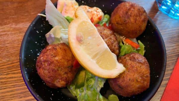 Suggestion de plat - Tapas Café, Aix-en-Provence