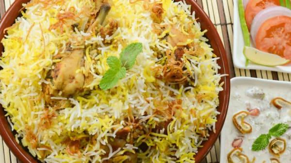 Sugerencia del chef - Charcoal Indian Tandoori, Santa Cruz de Tenerife