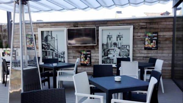 Sala - Restaurante Madureiras Campo Alegre, Porto