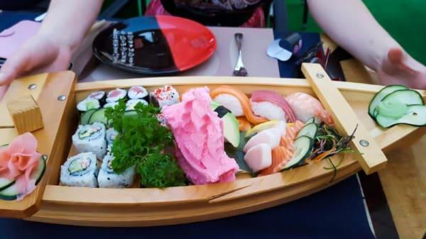 Sugerencia del chef - Yutaka Teppanyaki, Nerja
