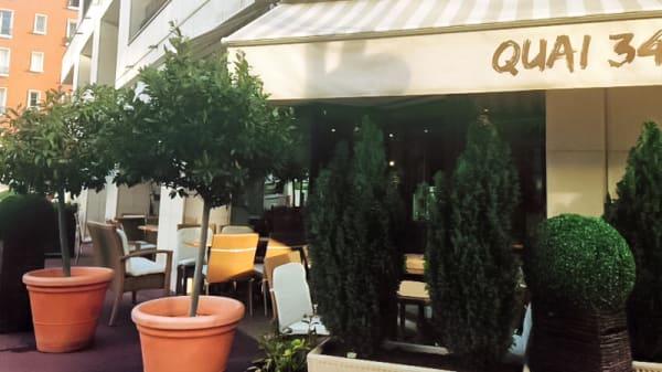 quai 34 - Quai 34, Levallois-Perret