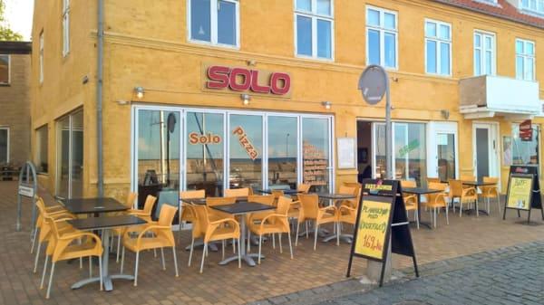 Solo Restaurant & Pizza - Solo Restaurant & Pizza, Allinge