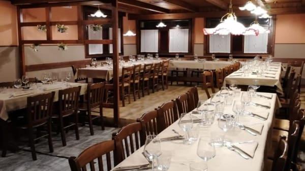 sala - La tana del Bianconiglio, Campodoro