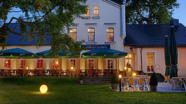 Landhaus Hadrys, Magdeburg