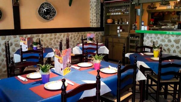 Vista de la sala - Pizzeria Venecia y Mexicano, Torrevieja