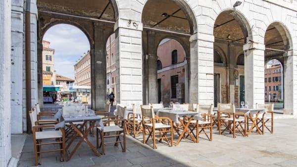 Esterno - Ancòra, Venezia