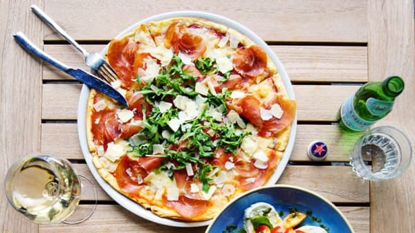 Suggestie van de chef - Gusto di Casto, Amsterdam