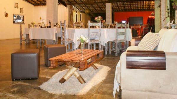 Vista da sala - Cajueiro'S Bar & Restaurante, Mata de São João