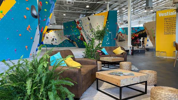Vertical'Art Toulon - Salle d'escalade - Restaurant et Bar - Stage et cours d'escalade - Accessible à tous - Vertical'Art Toulon, La Valette-du-Var
