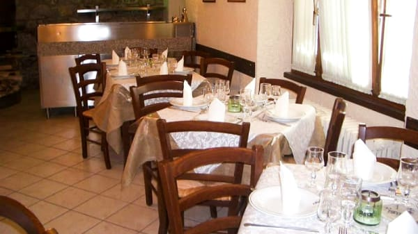 Vista sala - Ristorante Pizzeria La Pieve, Fabbrica Curone
