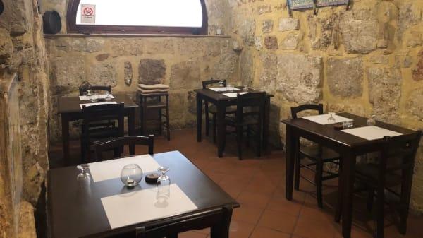 Sala - Ristorante Primi Piatti, Palermo