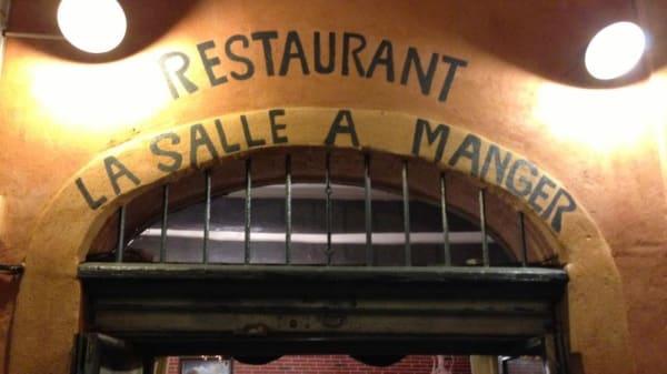salle a manger - La Salle à Manger, Aix-en-Provence