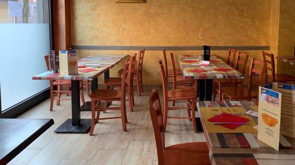 Vista sala - Nella Vecchia Pizzeria del Nonno, Sesto San Giovanni