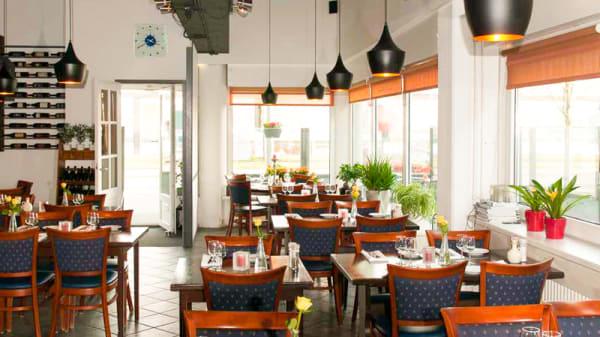 Het restaurant - Ristorante Pizzeria Messina, Rotterdam