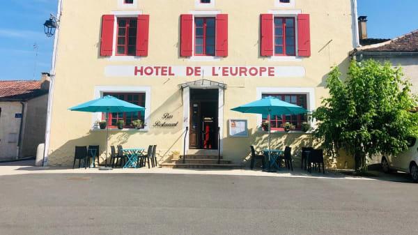 facade - La Table de l'Europe, Villeréal