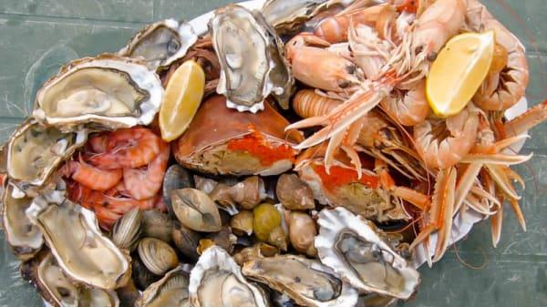 Plateau de fruits de mer sur commande - Chez Sab, Gironde-sur-Dropt