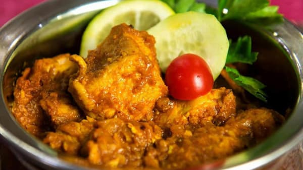 chicken masala - Indian Curry Restaurant, Catania