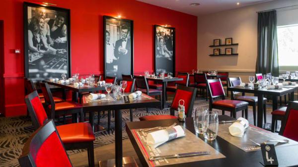 la salle du restaurant - Le Comptoir JOA - Santenay, Santenay
