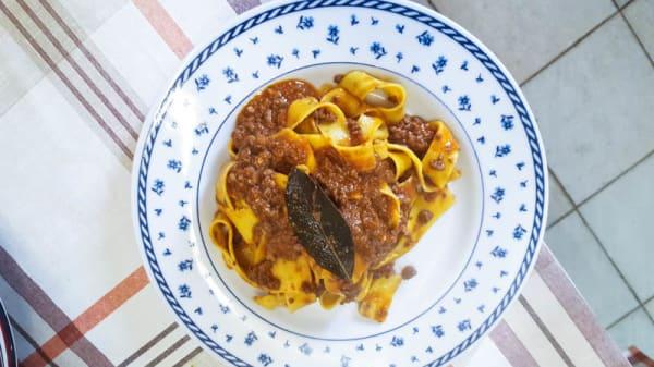 Suggerimento dello chef - Hosteria La Pietra Pertusa, Roma