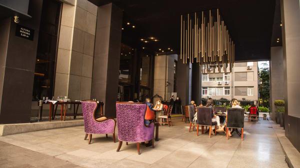 The Brick Kitchen (Hotel Sofitel Buenos Aires Recoleta), Buenos Aires