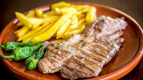 Sugerencia del chef - La Taberna de Marin, Las Cabezas De San Juan
