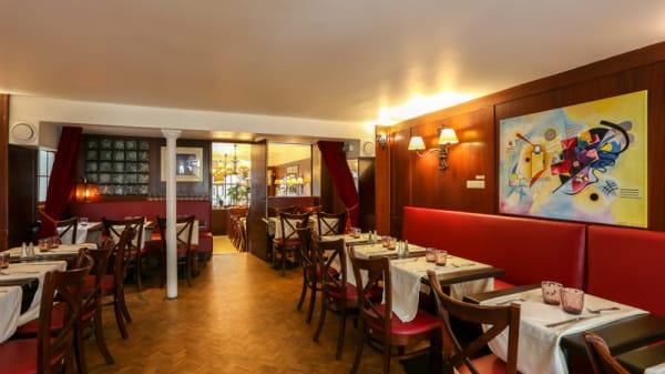 Salle du restaurant - Portobello, Paris