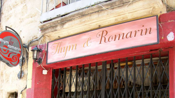 Thym et Romarin, Montpellier