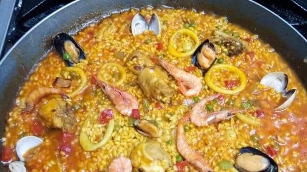 Sugerencia del chef - Astelena Tolosa, Tolosa