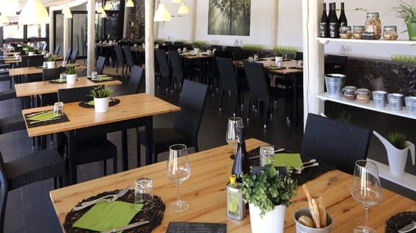 Vista sala - Flora Pizza e Cucina, Nicolosi